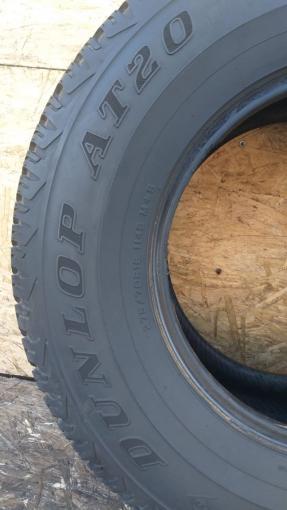 Шина б/у 275/70 R16 Dunlop Grandtrek AT20 114S 238
