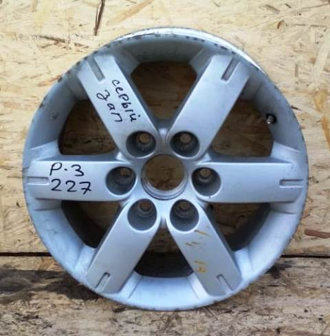 Диск колесный Mitsubishi Pajero 3 R17 запаска 227