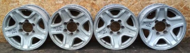 Диск колесный Toyota Land Cruiser Prado 90 R16