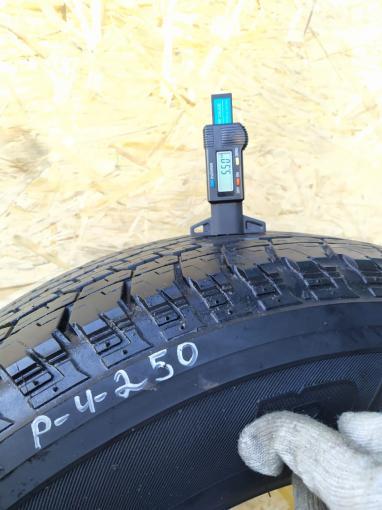 Шины б/у 265/65 R17 Bridgestone Dueler 840 250