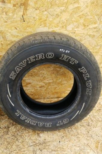 Шина б/у 245/70 R16 Savero HT Plus