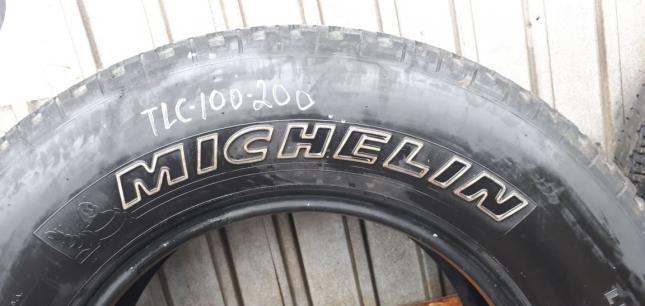 Шины б/у 285/65 R18 Michelin LTX A/T