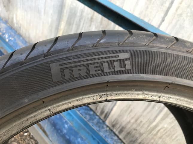 275/35 R19 Pirelli pZero Runflat 96Y