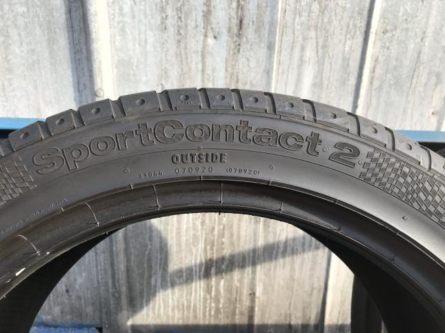 235/45 R18 Continental SportContact 2  98W