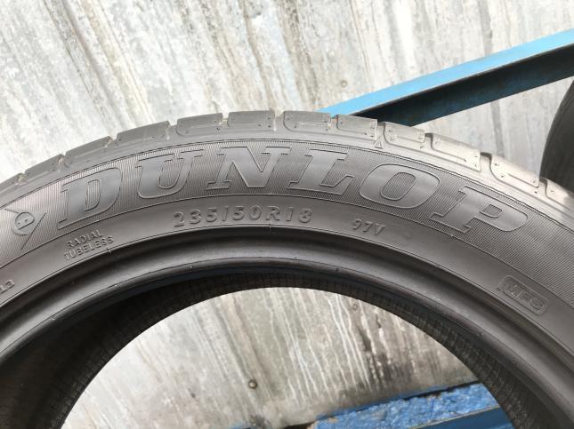 235/50 R18 Dunlop sport 01 97V