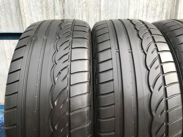 235/50 R18 и 255/45 Dunlop Sport 01
