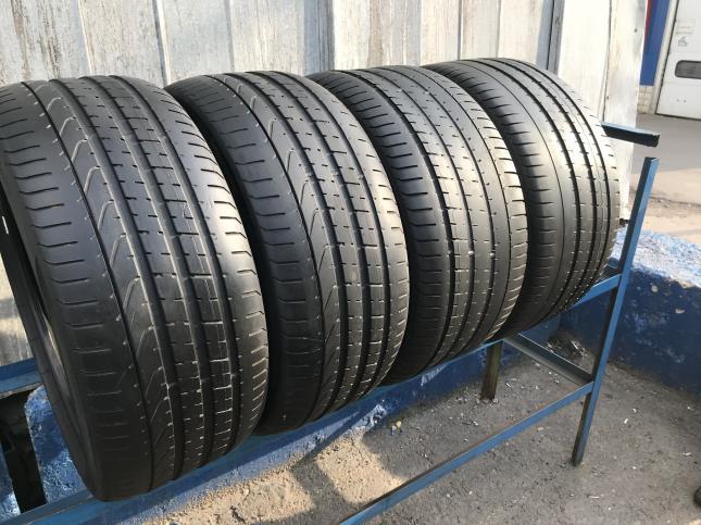 285/35 R21 и 325/30 Pirelli p zero на BMW X5 X6