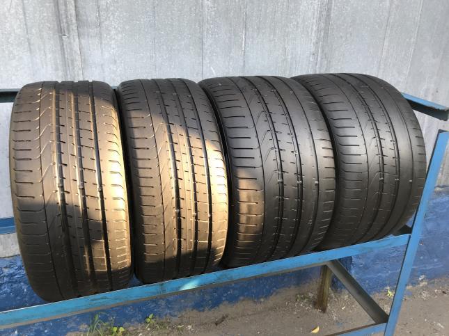 Шины 305/30 R19 и 255/35 19 Pirelli p zero