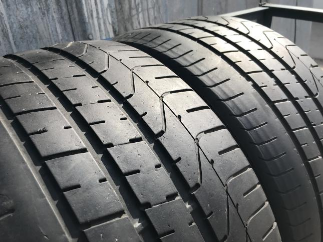Шины 265/30 R20 и 235/35 20 Pirelli P zero