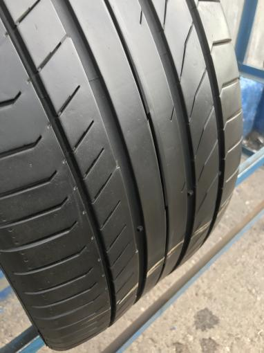Шины 1шт 285/35 R19 Continental Sport Contact 5 q