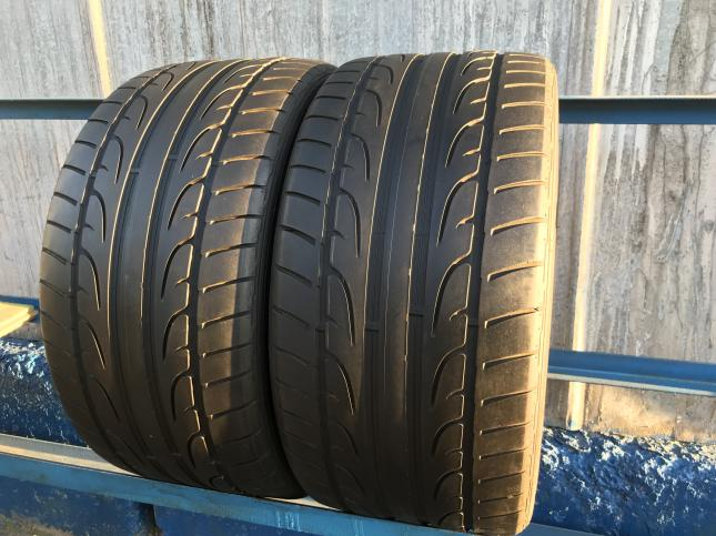 Шины 2шт 285/30 R20 Dunlop SP Sport Maxx q