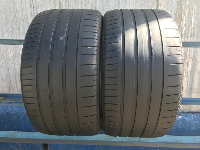 Шины 2шт 315/30 R21 Pirelli p zero PZ4 q