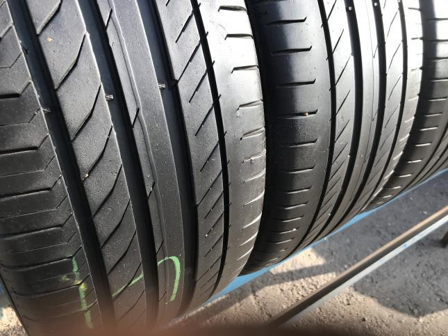 225 45 18Continental ContiSportContact 5 w
