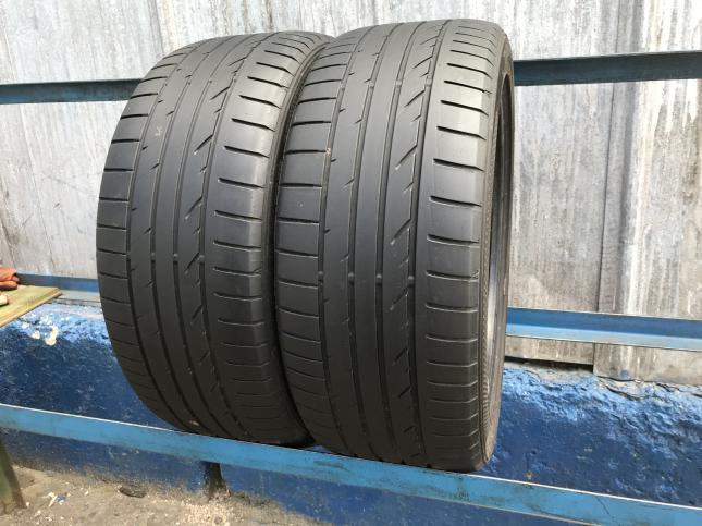 235 45 18 Dunlop SP Sport Maxx TT w