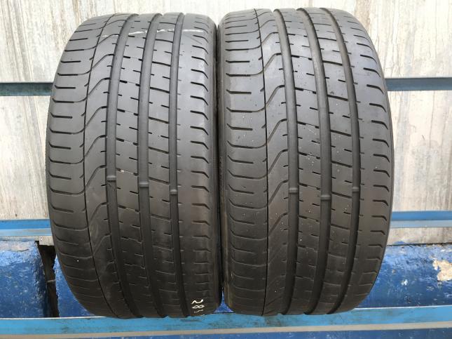 275 40 19 Pirelli P zero w