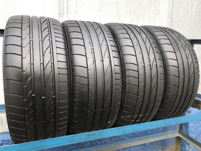 285 45 19 Bridgestone Dueler hp sport Runflat w