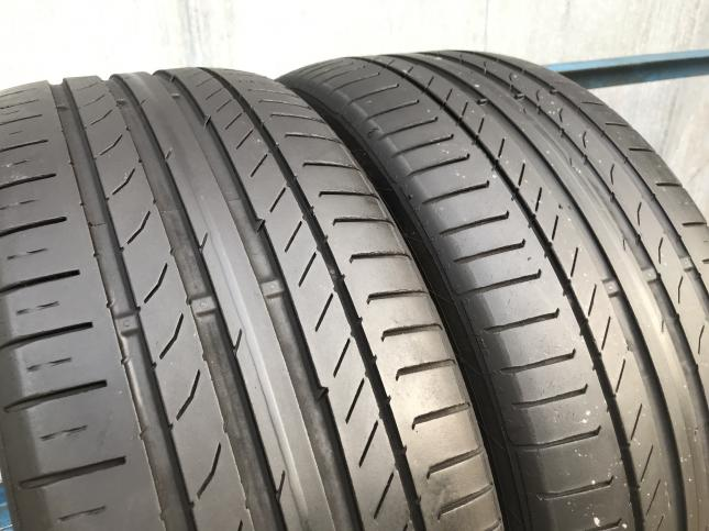 245 40 20 Continental ContiSportContact 5 w