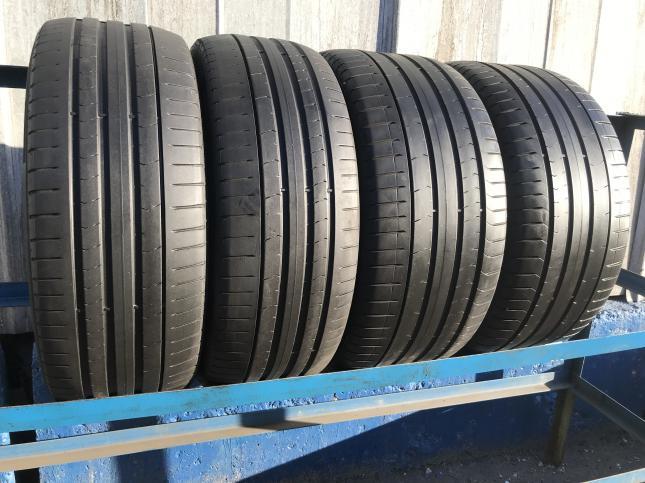 Спарка на F01 245 40 20 и 275 35 R20 Pirelli runflat