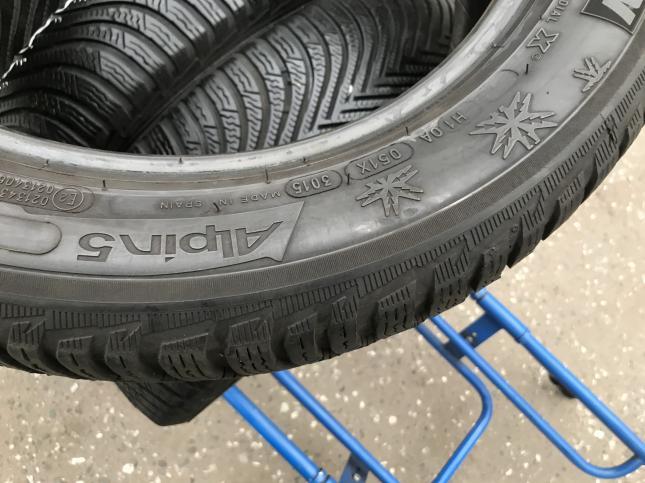 225 50 17 Michelin Alpin 5 комплект 225/50/17