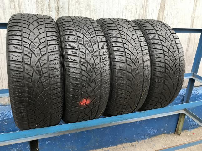 265 35 20 Dunlop Winter Sport 3D