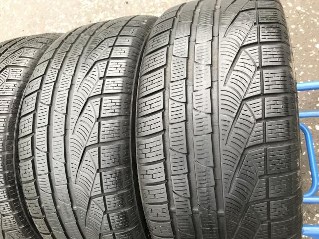 275 35 20 и 245/40 Pirelli Sottozero 2 Runflat F01 BMW