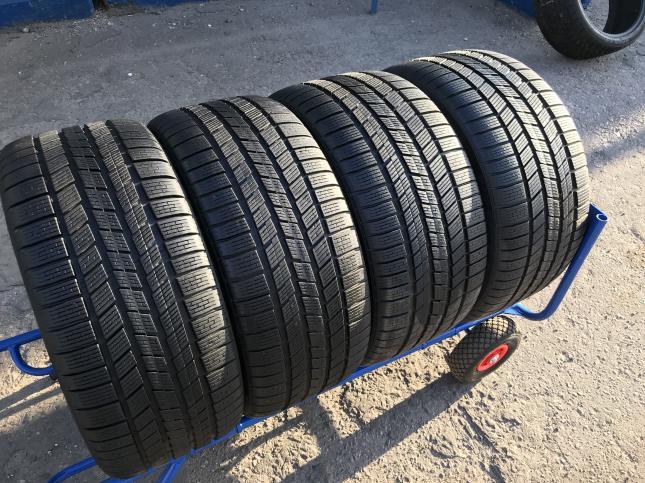 Шины на BMW X5 X6 Runflat Pirelli R20 315/35 275/40