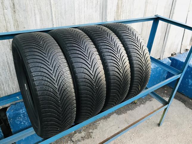 195/65/15 Michelin Alpin 5 w