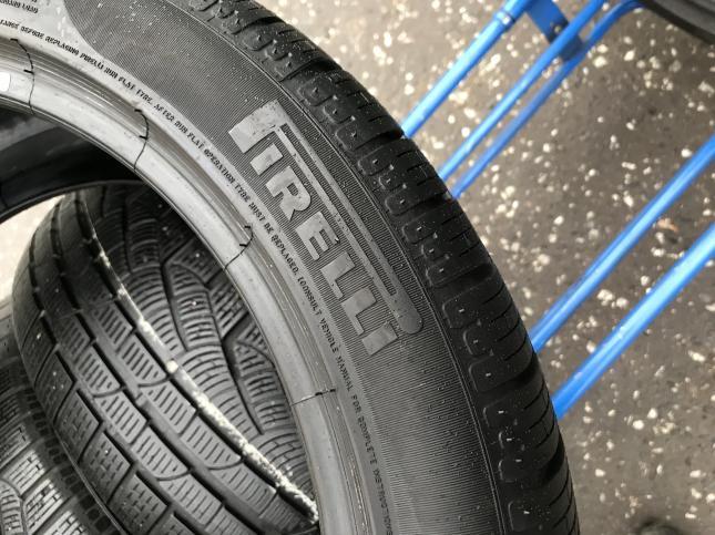275 40 18 и 245 45 18 Pirelli Winter Sottozero 2 Runflat