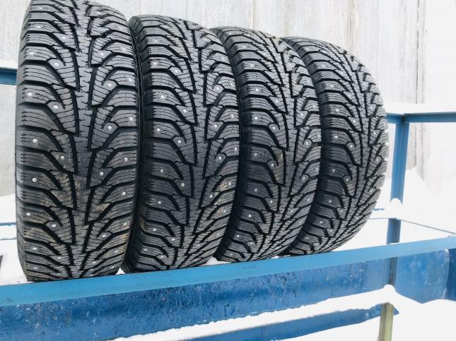Шины новые 205 65 R16C Nord Tires Wolf Cargo