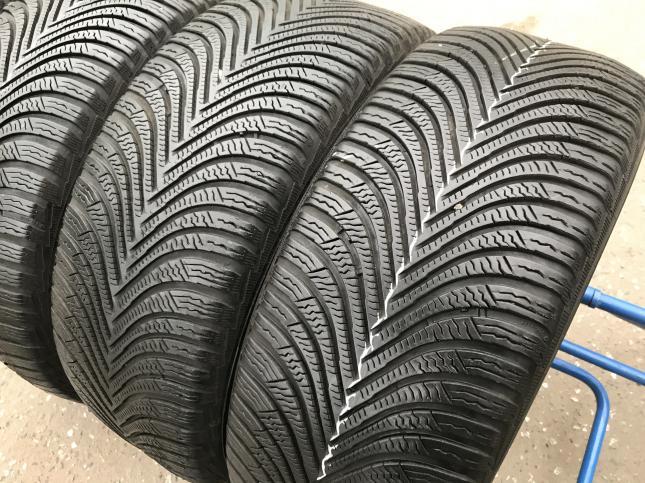 Зимние шины 215 55 16 Michelin Alpin 5