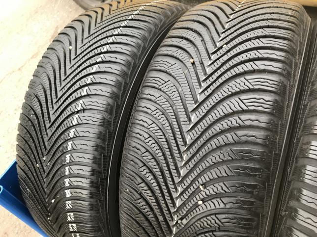 Зимние шины 225 45 17 Michelin Alpin 5 w