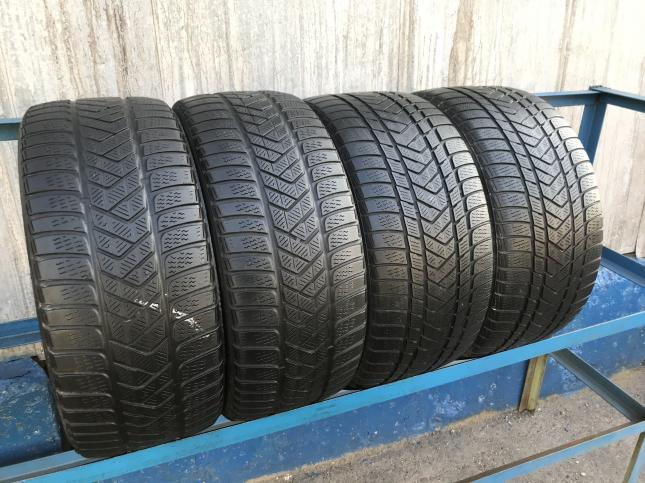 245 40 17 и 225/45 Pirelli Winter Sottozero 3
