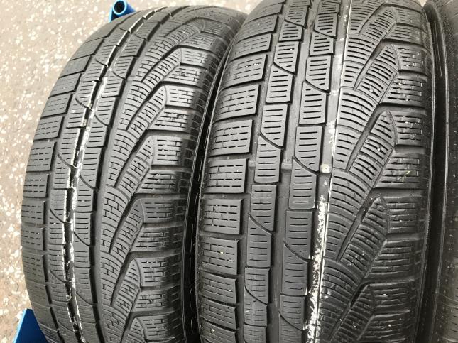 285 30 19 и 255 35 19 Pirelli Winter Sottozero 2 AMG63