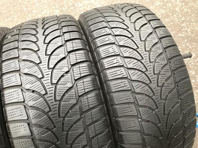 235 55 17 Bridgestone Blizzak LM80 Evo