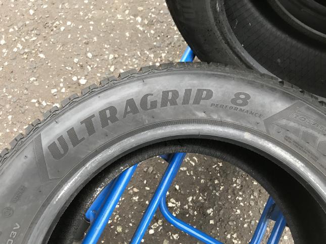 Зимние Шины Бу 235 55 17 Goodyear UltraGrip 8