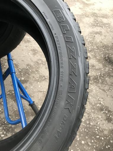 275 50 R22 Bridgestone Blizzak DM-V1 комплект