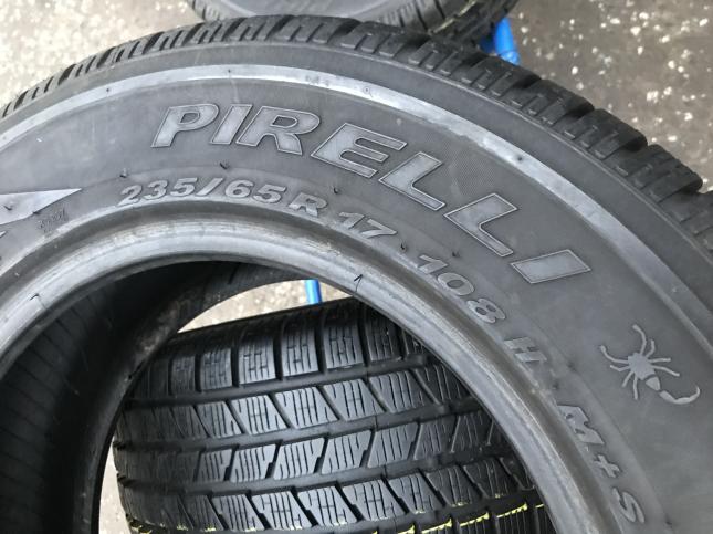 235 65 17 Pirelli Scorpion Ice&Snow комплект
