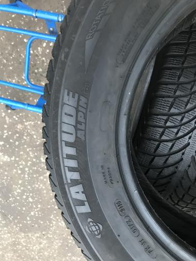 225 65 R17 Michelin Latitude Alpin2 комплект