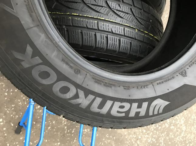 235 65 R17 Hankook Winter I?Cept Evo комплект