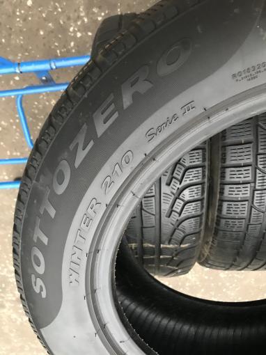225 60 R17 Pirelli Winter Sottozero 2 комплект