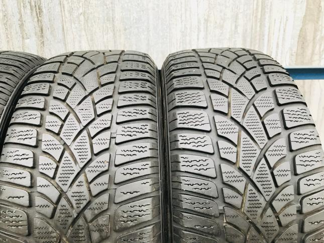 Спарка на CLS 285/35 R18 и 255 40 18 Dunlop 3D