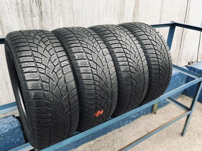 Спарка на CLS 255/40 R18 и 285 35 18 Dunlop 3D