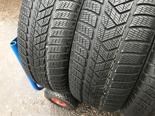 225 50 R18 Runflat Pirelli Winter Sottozero 3