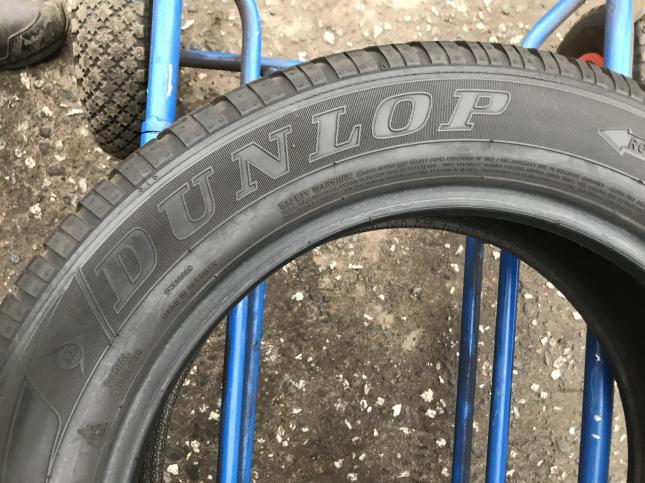 215 60 17 Dunlop бу зимние шины 215 60 R17