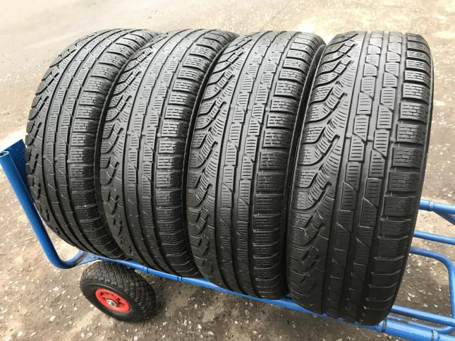205 55 17 Pirelli бу зимние шины 205 55 R17