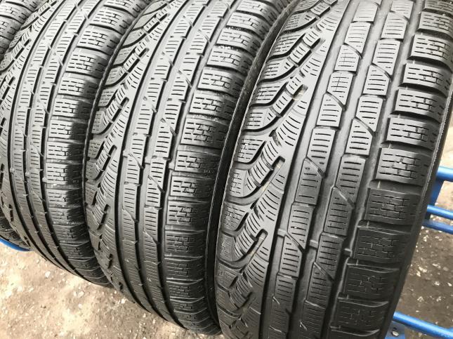 215 60 17 Pirelli бу зимние шины 215 60 R17