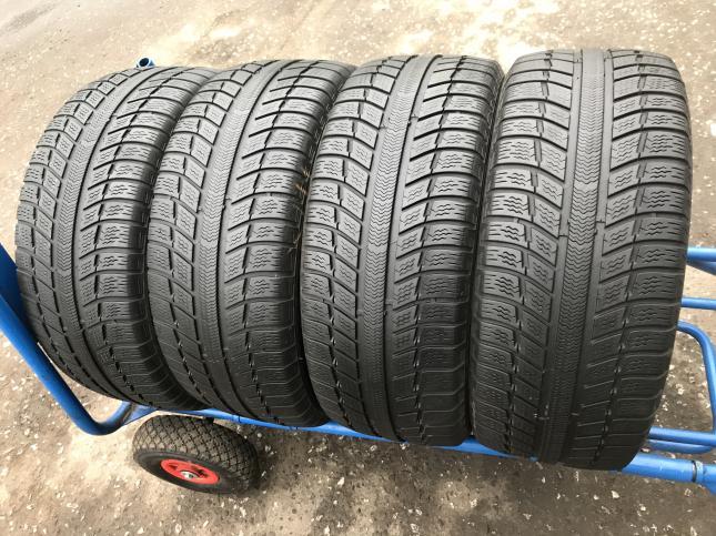 225 45 17 Michelin бу зимние шины 225 45 R17