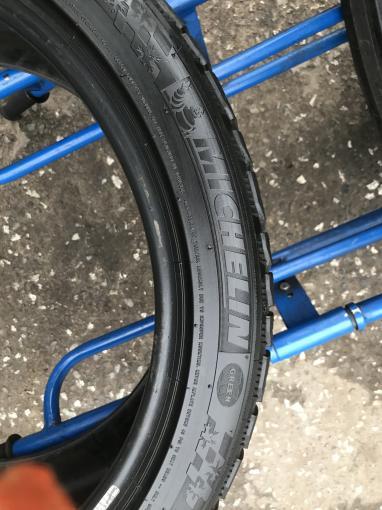 235 40 19 Michelin бу зимние шины 235 40 R19