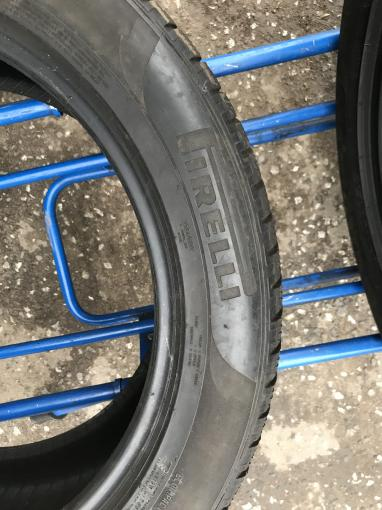 295 45 20 Pirelli бу зимние шины 295 45 R20