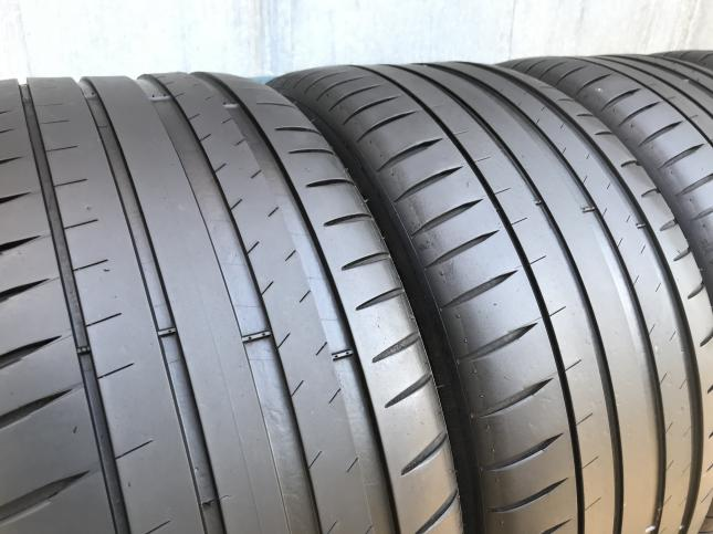 255 40 R19 Michelin бу летние шины 255 40 19